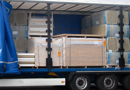 Перевозка всех видов сборных грузов