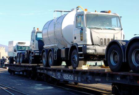 Перевозка негабаритных грузов по железной дороге