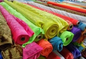 Доставка ткани из Китая