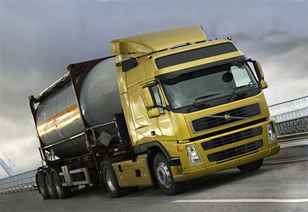 Перевозка наливных грузов в танк-контейнере