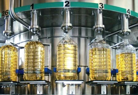 Перевозка растительного масла