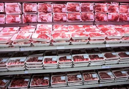 Перевозка мяса