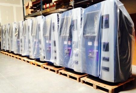 Перевозка банкоматов и сейфов