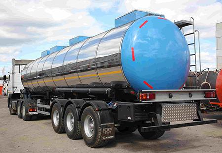 Перевозка соляной кислоты